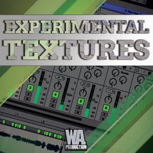 Adding Glitch And Experimental Textures