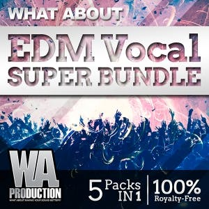 EDM Vocal Super Bundle