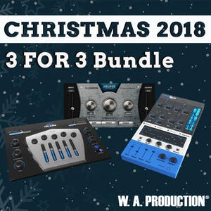 Christmas 2018 3 For 3 Bundle