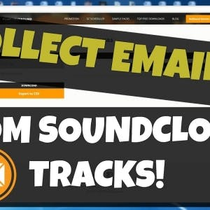 Building Email List With SoundCloud Tracks (Pump Your Sound)