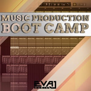 Music Production Bootcamp For Beginners