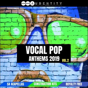 Vocal Pop Anthems 2019 2