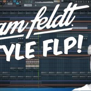 FL Studio Template 27: Sam Feldt Style FREE Deep House Project