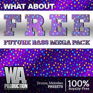 Free Future Bass Mega Pack