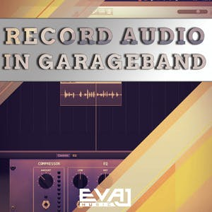 Record Audio In Garageband