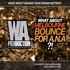 Melbourne Bounce For A.N.A