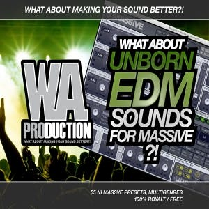 Unborn EDM Sounds For Massive