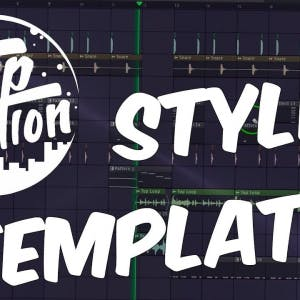 FREE Hybrid Trap TRAP NATION Style FLP | FL Studio Template 43