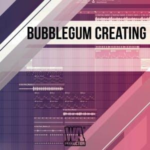 Bubblegum Creating By Redhead Roman