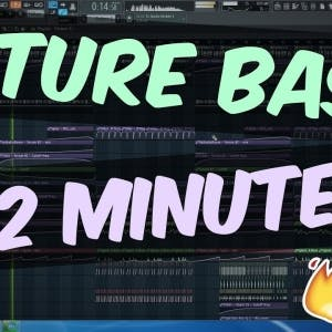 How To Make FUTURE BASS Tune In 2 MINUTES! (+ FLP)
