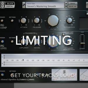 Mastering: Limiting