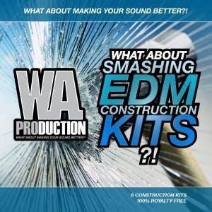 Smashing EDM Construction Kits