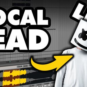 Make MARSHMELLO Style Vocal Chops Lead!