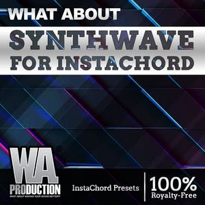 Synthwave For InstaChord