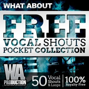 Free Vocal Shouts Pocket Collection
