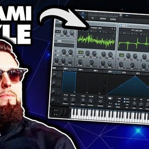 HOW TO TCHAMI STYLE LEAD IN XFER SERUM