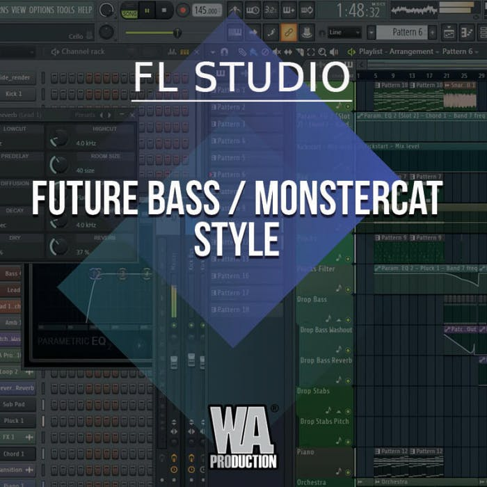 Free Flp 24 Future Bass Monstercat Style W A Production