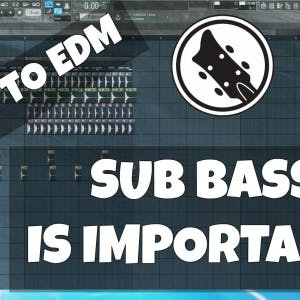 Using Sub Bass in Bass House / EDM