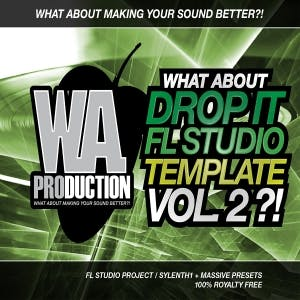 Drop It FL Studio Template Vol 2