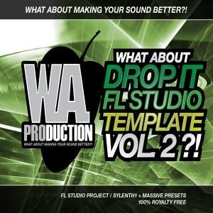 Drop It FL Studio Template Vol 2