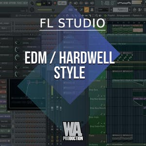 Free FLP 25: EDM / Hardwell Style