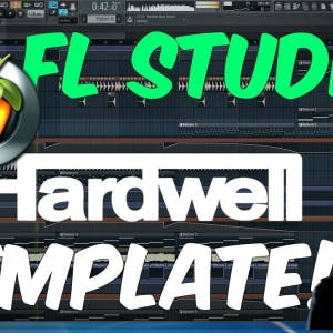 FL Studio Template 25: Hardwell Style FREE EDM Project