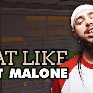 Trap Beat Like Post Malone