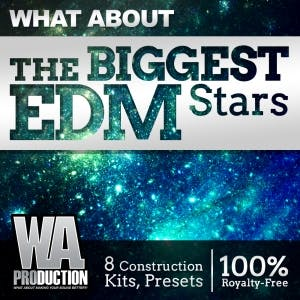 The Biggest EDM Stars