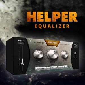 HELPER Equalizer