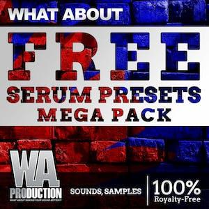 FREE MIDI Mega Pack | W  A  Production