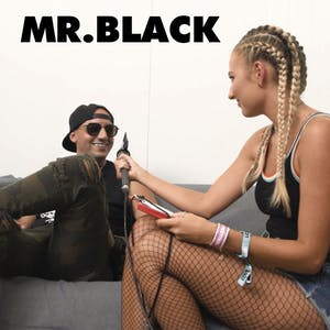 Interview With MR.BLACK