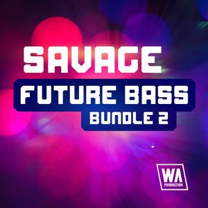 Savage Future Bass Bundle 2