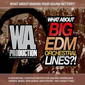 Big EDM Orchestral Lines