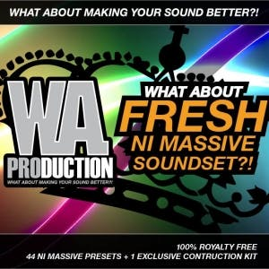 Fresh NI Massive Soundset