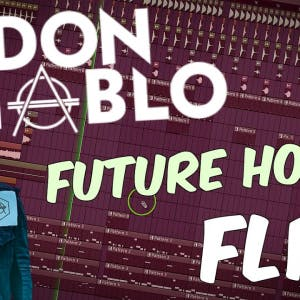 Don DIABLO Style Future House FLP | FL Studio Template 32