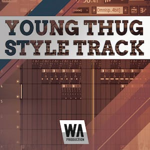 Young Thug Style Beat