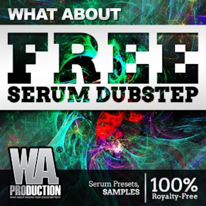 FREE Serum Dubstep | W  A  Production