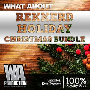 Rekkerd Holiday Christmas Bundle