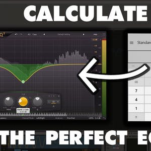 Use GOLDEN EQ To Clean Your Kick! (π and φ Audio Course)