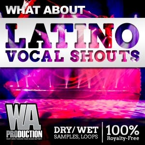 Latino Vocal Shouts
