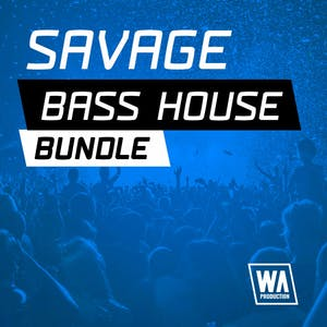Savage Bass House Bundle