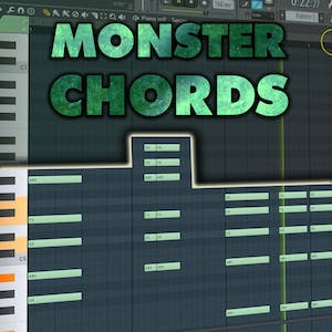 MONSTER CHORDS - Free Future Bass FL Studio Template 52