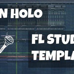 FL Studio Template 9: Future Bass / Chillstep Trap San Holo Type