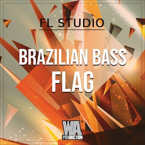 Brazilian Bass Flag