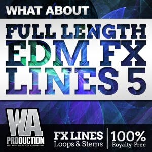 EDM Full Length FX Lines 5