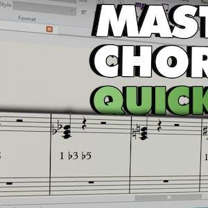 Master Intervals & Chords
