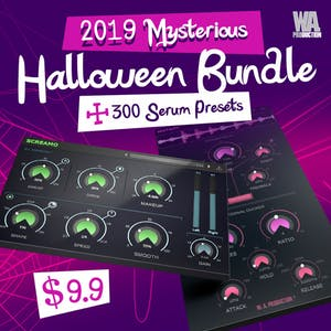2019 Mysterious Halloween Bundle