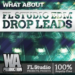 FL Studio EDM Drop Leads