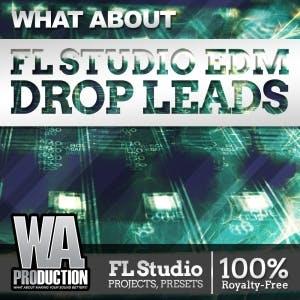 FL Studio EDM Drop Leads
