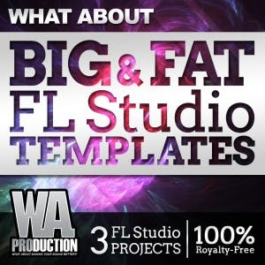 Big & Fat FL Studio Templates